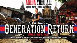 Generation Return: Art & Justice Tour with Anida Yoeu Ali