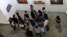 The Buddhist Bug Project at Art Stage Singapore 2014